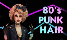 80′s Stuff Punk Hair[[MORE]]I decided to create this hair and release it because everyone loved it so much from my 80′s stuff render so here it is!!! I tested it in game and there are no issues with...