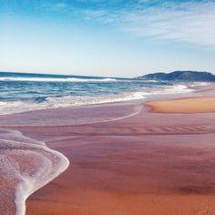 Beautiful sand, sea and sky!