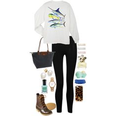 definitely what I would wear in an airport! City Outfits, Fashion Outfits, Preppy Outfits, Preppy Southern, Southern Prep, Southern Belle, Fall Winter Outfits, Autumn Winter Fashion, Mein Style