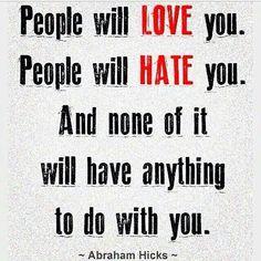#Abraham-Hicks wisdom!
