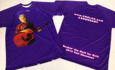 Vail lacrosse shooter shirts made to the Vail shootout.  Design and order custom…