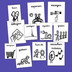 Pictogramas para trabajar con niños con dificultades Motor Activities, Activities For Kids, Whole Brain Teaching, Vocabulary, Ads, Speech Therapy, Speech And Language, Speech Language Therapy, Autism