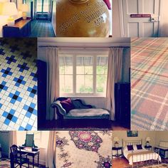 Last day of our trip before we head back to Wales. Scotland, you've been lovely - and especially wet! Here are some photos of Archranich, the house we have been staying in on the Ardtornish Estate near Loch Aline. #scotland #lochaline #holibobs #vacation #periodhouse #tartan #holiday #rain #instadaily #visitscotland #ardtornish #instadaily #nashville #tiles
