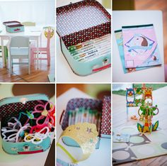cute kids wedding table photos by STUDIO 1208