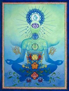Chakras beautiful!