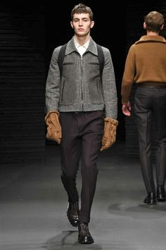 SALVATORE FERRAGAMO, Fashion shows • Milano Moda Uomo F/W 2017/2018