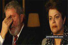 """Neste início, Lula criticou asperamente a articulação política e econômica do governo. E reclamou muito de Aloizio Mercadante, José Eduardo Cardozo e Joaquim Levy. """"Dilma, nós estamos f…"""", disse Lula, segundo o seu relato. Lula falou da possibilidade real de impeachment e de que as investigações da Lava-Jato cheguem nele. Lula voltou a defender o entendimento com Michel Temer: """"um acordo que acabe com o namoro do PMDB com o impeachment"""" e criticou os cortes nos programas sociais. Mas…"""