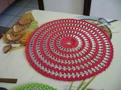 artesanatos feitos por mim: reciclagem: descanço de panela feito com lacre de latinha