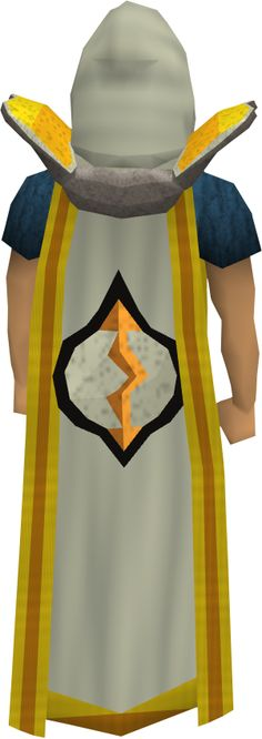 Runecrafting skillcape from Runescape.