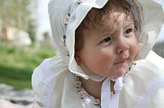 gorgeous christening gown