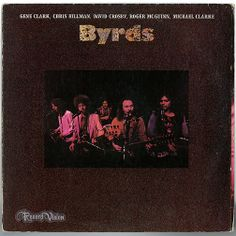 """""""Byrds"""" was recorded as the centerpiece of a reunion between the five original members of The Byrds: Roger McGuinn, Gene Clark, David Crosby, Chris Hillman, and Michael Clarke. The last time that all five members had worked together as The Byrds was in 1966. The album reached #20 on the Billboard Top LPs chart. Three of the album's songs, """"Full Circle"""", """"Things Will Be Better"""", and """"Cowgirl in the Sand"""", were released as singles. (Vinyl LP)"""