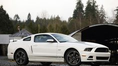 Second P-51 Mustang Tribute Car from Roush | My Style ...
