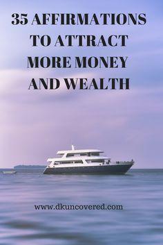 Affirmations for wealth and abundance #affirmations #wealth #abundance #money