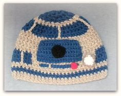 more Star Wars- this is awesome but I can neither knit or crotchet, so it will never happy for my kids.