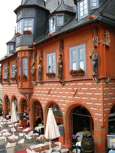 Hotel Kaiserworth, Goslar, Germany