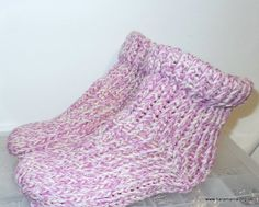 Another loom knitting project I want to learn.