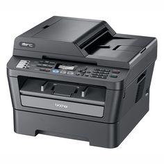 Impressora Brother MFC-7460DN MFC-7460 Multifuncional Laser Monocromático