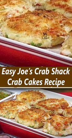 Crab Cake Recipes, Salmon Recipes, Fish Recipes, Seafood Recipes, Appetizer Recipes, Cooking Recipes, Crab Cakes Recipe Best, Appetizers, Crab Dishes