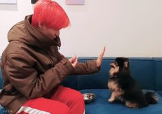 Tae and Yeontan on V Live! Bts Taehyung, Bts Bangtan Boy, Gifs, K Pop, V Video, V Bts Wallpaper, Meme Pictures, Bts Group, Bts Boys
