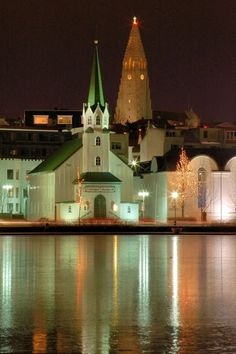 Reykjavík, Iceland.I want to go see this place one day.Please check out my website thanks. www.photopix.co.nz
