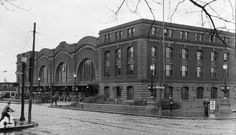 Rochester NY train station before