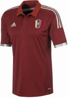 Nueva Camisetas de futbol Venezuela Primera 2014