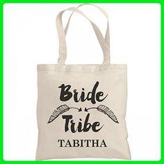 Bachelorette Bride Tribe Tabitha: Liberty Bargain Tote Bag - Totes (*Amazon Partner-Link)