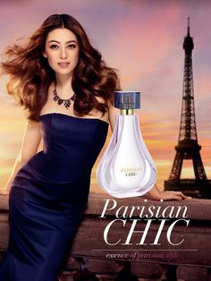 Parisian Chic.Feel bold, sophisticated and elegant with the luxurious new fragrance inspired by chic Parisian style with its aromas of romantic jasmine and sensual musk. #Parfum #AvonSouthAfrica #ParisianChic