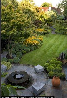 50 Awesome Front Yard Side Yard and Backyard Landscaping .- 50 Awesome Front Yard Side Yard und Hinterhof Landschaftsbau Design-Idee – 50 Awesome Front Yard Side Yard and Back Yard Landscaping Design Idea – -