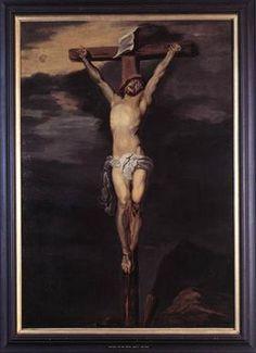 Christ on the Cross - Anthony van Dyck