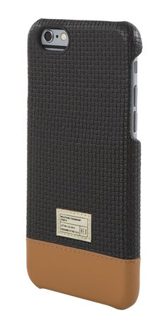 Focus Case for iPhone 6 Black Woven Leather - iPhone 6 - Cases - Shop | HEX