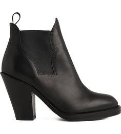 ACNE STUDIOS - Star leather Chelsea boots | Selfridges.com