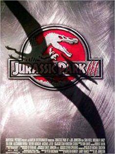 Jurassic Park III : Affiche