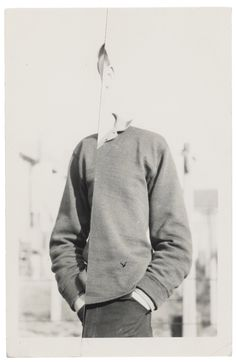 Sarah Tulloch :: Cut Series Unknown Boy, from Objectimage