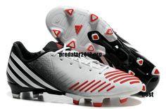 Adidas Predator LZ TRX FG Running White Infrared Black Beckham Soccer Shoes   65.99 ed40c194d1