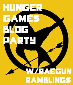 Rae Gun Ramblings: Hunger Games Blog Party and Link Party