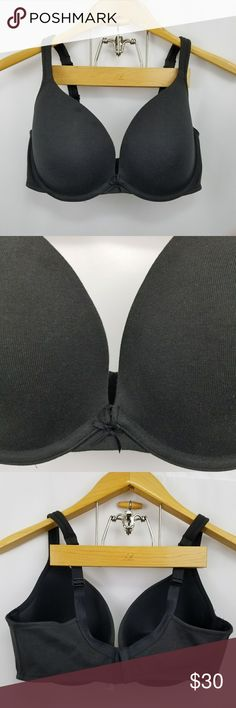 Cacique Cotton Boost Plunge Bra 38DD NWOT New without tags (permamarked to prevent returns)  🔸️Black cotton boost (push up) plunge bra. 🔸️Plunging neckline. 🔸️Boost push up lining. 🔸️Features adjustable straps, 3 hook & eye closure and underwire. 🔸️Cotton blend fabric. 🔸️Cleavage enhancing. 🔸️Supportive U-back. 🔸️Size 38DD  #Cacique Lane Bryant Intimates Plus Size Bra Black Push Up Plunge Underwire Valentine's Day Cacique Intimates & Sleepwear Bras