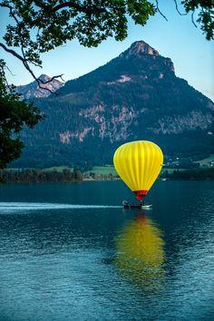 Austria - Hot Air Balloon Sailing