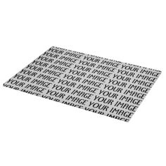 """SOLD 1st cutting board! Thank you! Personalize and customize with Your Cool image Decorative Glass Cutting Board 15""""x11"""" by #PLdesign #Zazzle #PhotoGift  #YourImage #CuttingBoard"""