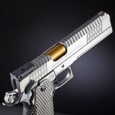 Full titanium 1911 from Infinity Firearms