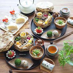 Japanese Food Sushi, Food Decoration, Food Menu, Food Presentation, Food Design, No Cook Meals, Food Photo, Food Inspiration, Love Food