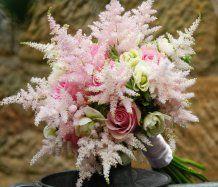 Svatební kytice - galerie mnoha stylů