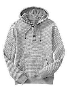 Striped pullover hoodie | Gap