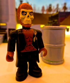Baron Samedi #Famoclick #Monsters #Zombies #toys #juguetes