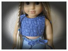American Girl Doll 18 Inch Historical 1970 Set by BonJeanCreations, $22.49