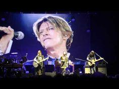 Steven Wilson - Space Oddity (David Bowie) - Hammersmith Apollo 27th Jan 2016 - YouTube