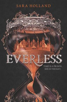 #CoverReveal Everless (Untitled, #1) by Sara Holland
