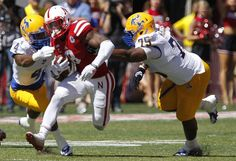 Abdullah to the rescue, Huskers vs McNeese State