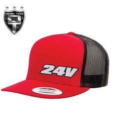 www.dieseltees.com24V Cummins Diesel Snapback Hat