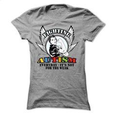 Weak – Autism T Shirt, Hoodie, Sweatshirts - custom tshirts #Tshirt #T-Shirts